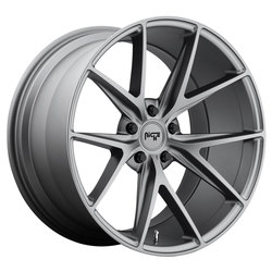 Niche Wheels Misano M116 - Matte Gunmetal - 18x9.5