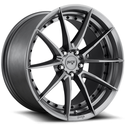 Niche Wheels Sector M197 - Gloss Anthracite Rim