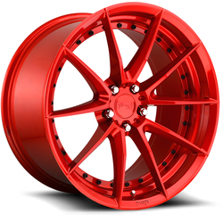 Niche Wheels Sector M213 - Gloss Red Rim