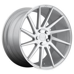 Niche Wheels Surge M112 - Silver & Machined