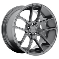 Niche Wheels Targa M129 - Matte Gunmetal - 17x8