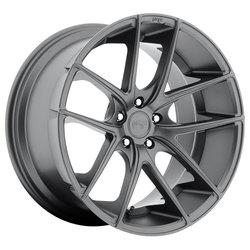 Niche Wheels Targa M129 - Matte Gunmetal Rim - 17x8