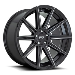 Niche Wheels Tifosi M243 - Gloss Black Milled Rim - 20x10.5