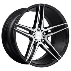Niche Wheels Turin M169 - Black Machined Rim