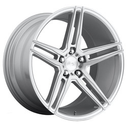 Niche Wheels Turin M170 - Silver Machined Rim