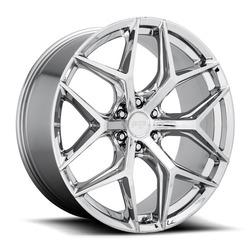 Niche Wheels Vice SUV M234 - Chrome Rim - 24x10