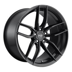 Niche Wheels Vosso M203 - Matte Black Rim - 18x9.5