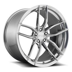 Niche Wheels Vosso M211 - Gloss Silver Rim