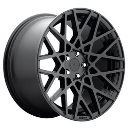 Rotiform Wheels BLQ R112 - Matte Black - 19x10