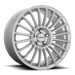 Rotiform Wheels BUC R153 - Gloss Silver Rim