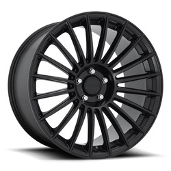 Rotiform Wheels BUC R157 - Matte Black Rim