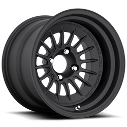 Rotiform Wheels R161 Buc-M - Matte Black Rim