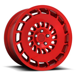 Rotiform Wheels Rotiform Wheels CCV R108 - Gloss Red - 18x8.5