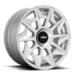 Rotiform Wheels CVT R124 - Gloss Silver Rim