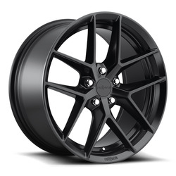 Rotiform Wheels FLG R134 - Matte Black Rim