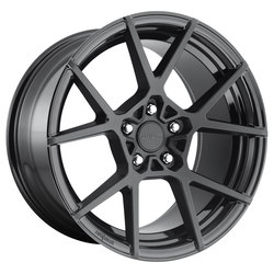 Rotiform Wheels KPS R139 - Matte Black - 20x11