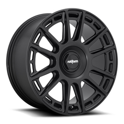 Rotiform Wheels R159 Ozr - Matte Black