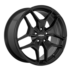 Rotiform Wheels R171 Hur - Matte Black Rim
