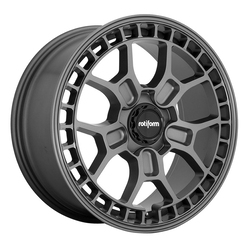 Rotiform Wheels R181 ZMO-M - Matte Anthracite Rim