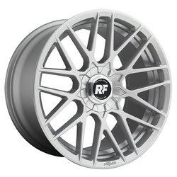 Rotiform Wheels RSE R140 - Gloss Silver - 19x10