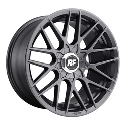 Rotiform Wheels RSE R141 - Matte Anthracite - 19x10