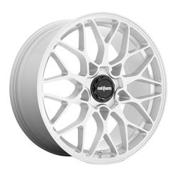 Rotiform Wheels SGN R189 - Gloss Silver Rim - 19x10
