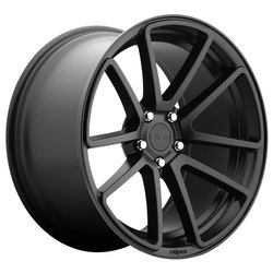 Rotiform Wheels SPF R122 - Matte Black Rim