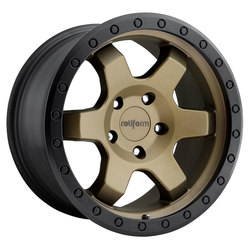 Rotiform Wheels Six R150 - Bronze Rim