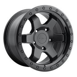 Rotiform Wheels Six R151 - Matte Black Rim