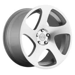 Rotiform Wheels TMB R130 - Silver & Machined