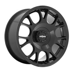 Rotiform Wheels TUF-R R187 - Gloss Black Rim