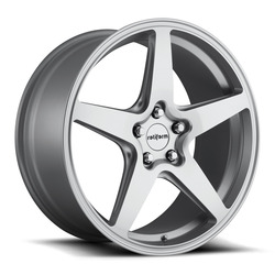 Rotiform Wheels WGR R147 - Gloss Silver Rim