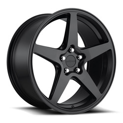 Rotiform Wheels WGR R148 - Matte Black Rim