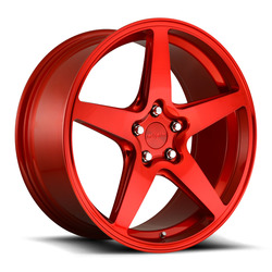 Rotiform Wheels Rotiform Wheels WGR R149 - Gloss Red - 18x8.5