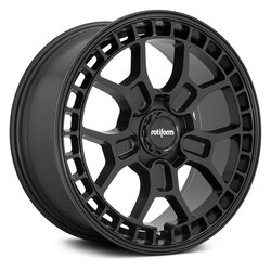 Rotiform Wheels ZMO-M R180 - Matte Black Rim