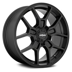 Rotiform Wheels ZMO R177 - Matte Black Rim