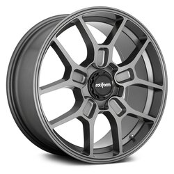 Rotiform Wheels ZMO R178 - Matte Anthracite Rim