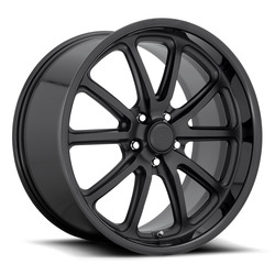 US Mag Wheels US Mag Wheels Rambler U123 - Gloss/Matte Black