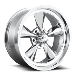 US Mag Wheels Standard U108 - Polished Rim