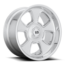 US Mag Wheels Blvd U126 - Chrome Rim
