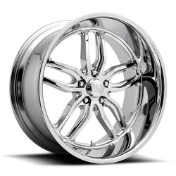US Mag Wheels CTEN U127 - Chrome Rim