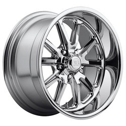 US Mag Wheels Rambler U110 - Chrome - 22x11