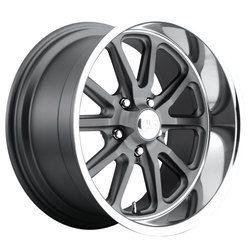 US Mag Wheels US Mag Wheels Rambler U111 - Matte Gunmetal