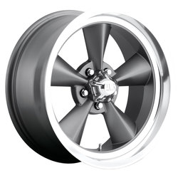 US Mag Wheels US Mag Wheels Standard U102 - Matte Gunmetal