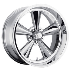 US Mag Wheels Standard U104 - Chrome Rim