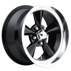 US Mag Wheels US Mag Wheels Standard U107 - Gloss Black