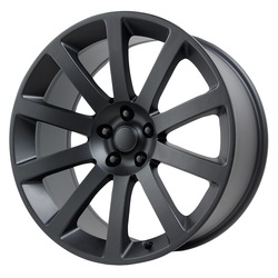 Topline Replica Wheels 2005 300 SRT-8 - Matte Black
