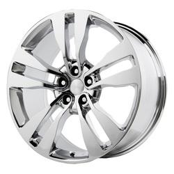 Topline Replica Wheels V1167 2012 Charger SRT-8 - Chrome