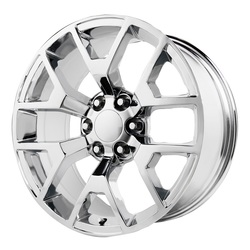 Topline Replica Wheels 2014 GMC SIERRA - Chrome