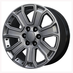Topline Replica Wheels Topline Replica Wheels 2015 GMC DENALI - Hyper Silver